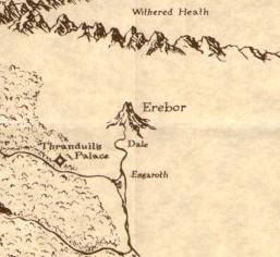 Mittelerde Karte Komplett.Rollenspiel Mittelerde Forum Karten Mittelerde Der Einsame Berg