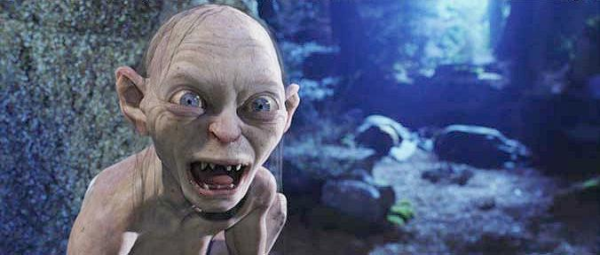 Nains, Lutins, Hobbits...tous les vilains!! Gollum_evil
